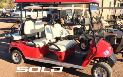 2010 Electric Shuttle / golf car