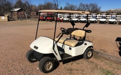 2008 EZGO PDS golf cart