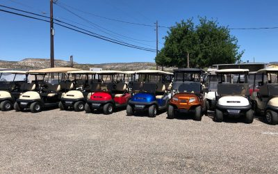 Now Carrying Club Cars!