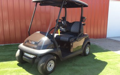 Current Inventory - Robinson Golf Cars
