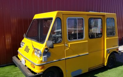 1975 Otis Electric Van